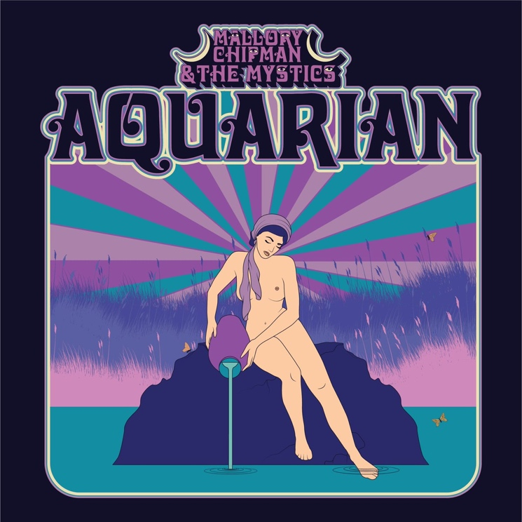 Edmonton's Mallory Chipman & the Mystics Obliterate Genre on Shapeshifting 'Aquarian'
