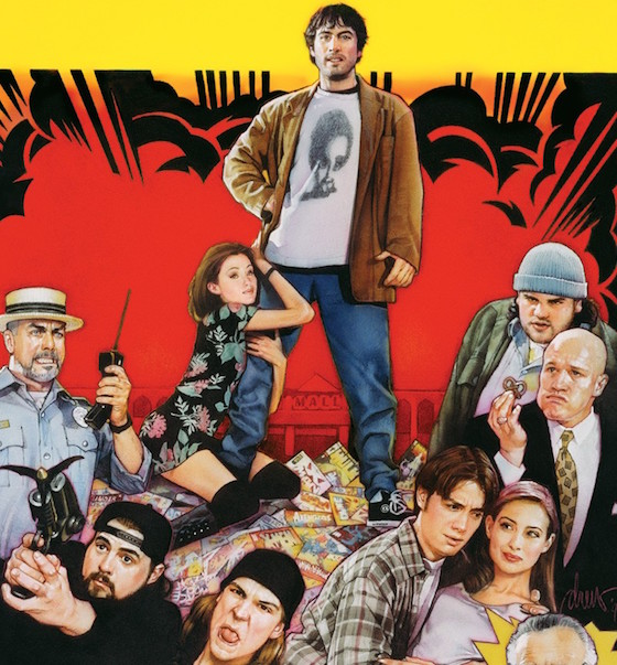 Kevin Smith Is Turning 'Mallrats' Into a TV Show
