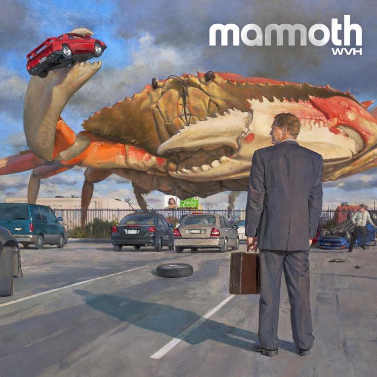 Wolfgang Van Halen Details Debut Album as Mammoth WVH
