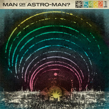 Man or Astro-man? Return with 'Defcon 5...4...3...2...1', Gear Up for North American Tour