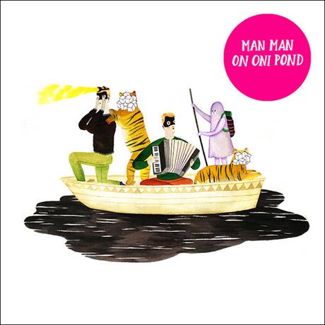 Man Man Return with 'On Oni Pond,' Premiere New Video