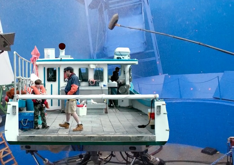 Funny or Die Reveals the VFX Magic That Brought 'Manchester by the Sea' to Life