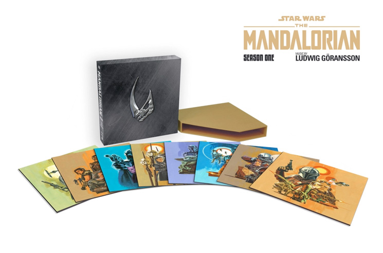 Ludwig Göransson's 'The Mandalorian' Soundtrack Is Getting an 8-LP Vinyl Box Set