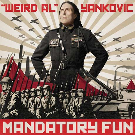 'Weird Al' Yankovic Mandatory Fun