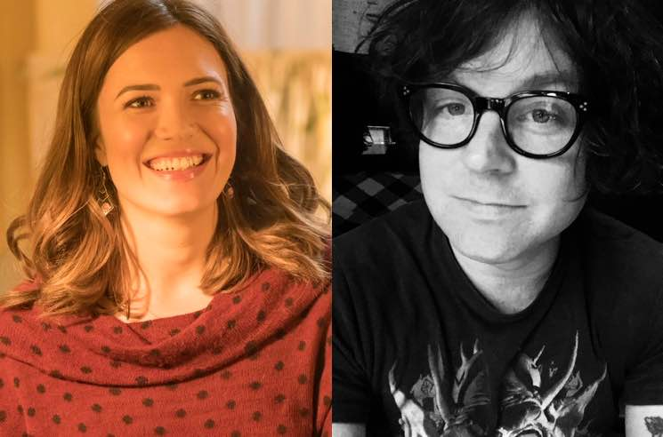 ​Ryan Adams Apologizes for Tweets About His Marriage to Mandy Moore