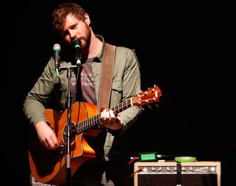 Dan Mangan / Rural Alberta Advantage Danforth Music Hall, Toronto, ON, October 25