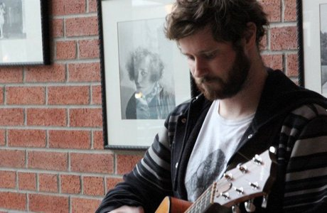 "Dan Mangan Performs ""Leaves, Trees, Forest"""