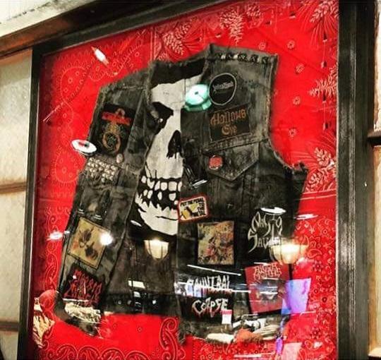 Oregon Metalhead's Stolen Vest Ends Up in Macy's Window Display in New York