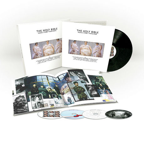 Manic Street Preachers Celebrate 20th Anniversary of 'The Holy Bible' with Box Set Reissue