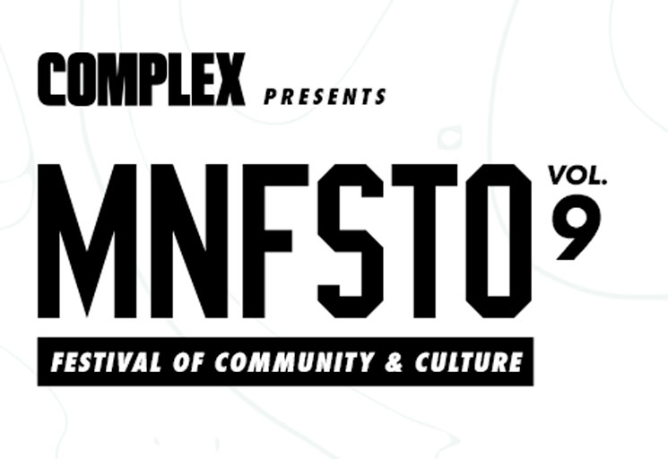 Toronto's Manifesto Festival Gets Melanie Fiona, Airplane Boys, Junia-T