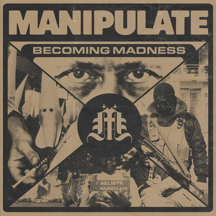 Manipulate Becoming Madness EP