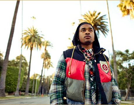 Mann 'Bend Ya' (ft. Frank Ocean & Kendrick Lamar)