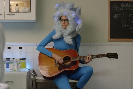 Aimee Mann 'I'm Cured' (starring Dave Foley and David Wain) (video)