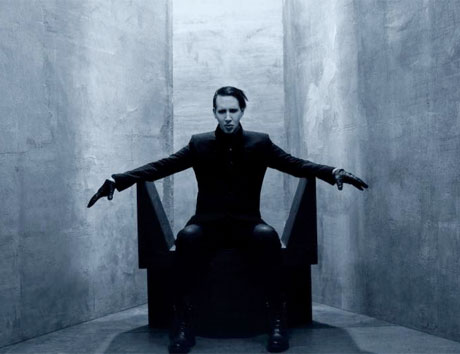 "Marilyn Manson Announces ""The Hell Not Hallelujah Tour"""
