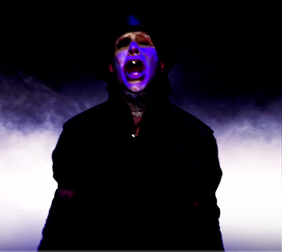 "Hear Marilyn Manson Cover ""Cry Little Sister"" from 'The Lost Boys'"