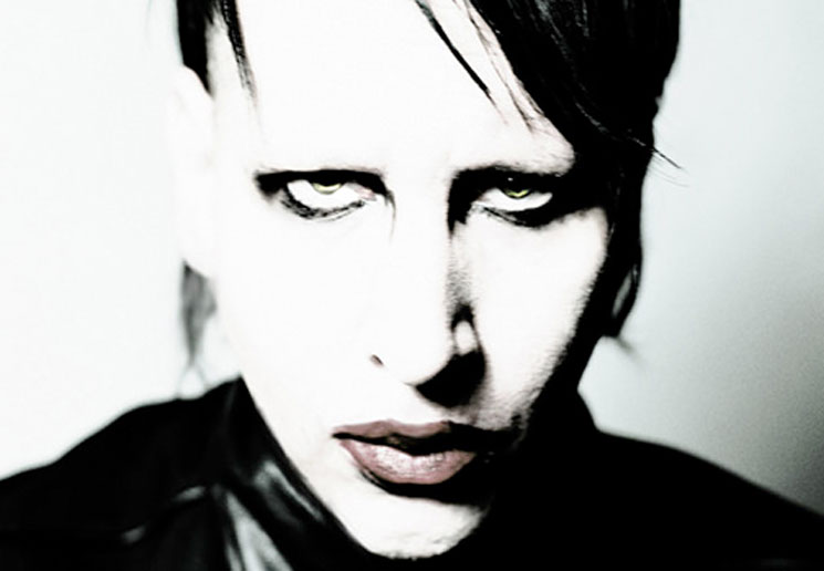 ​Marilyn Manson Unveils New 'SAY10' Teaser