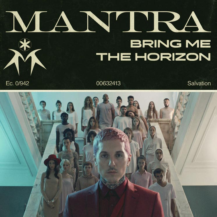 "Bring Me the Horizon Return with ""Mantra"""