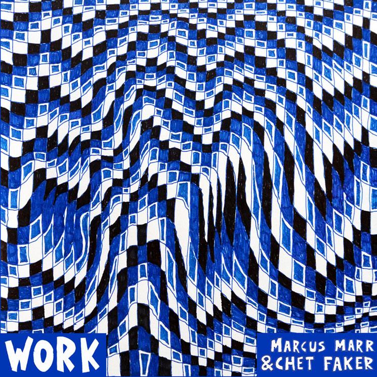 Marcus Marr & Chet Faker Work
