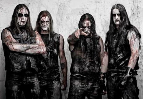 Marduk / 1349 / Withered / Weapon Wreckroom, Toronto ON June 5