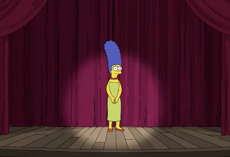 Marge Simpson Has Entered the 2020 Election Discourse