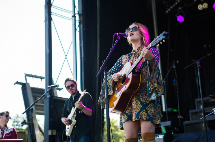 Margo Price Fort York, Toronto ON, September 16