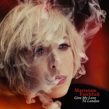 "Marianne Faithfull ""Late Victorian Holocaust"""