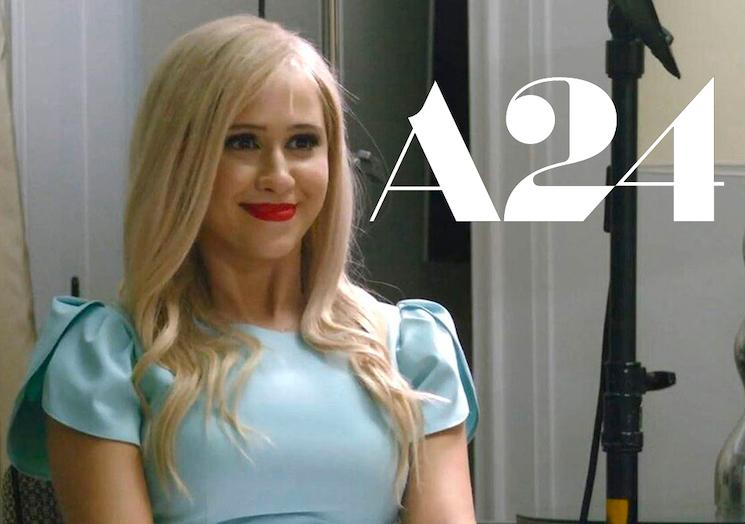 'Borat' Breakout Maria Bakalova Is Starring in a New Slasher from A24
