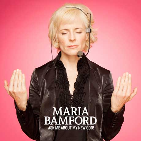 Maria Bamford Ask Me About My New God