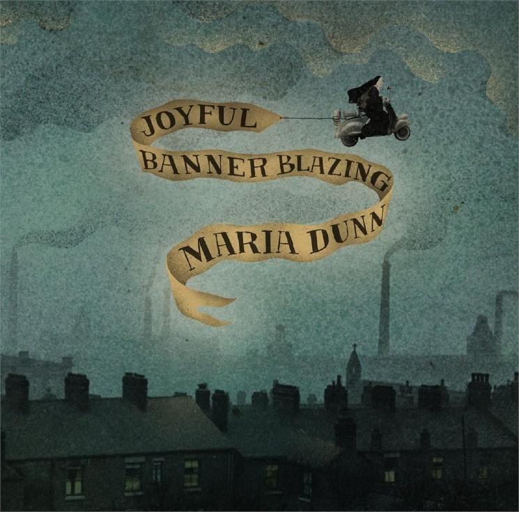 Maria Dunn Keeps Classic Folk Sounding Fresh on 'Joyful Banner Blazing'