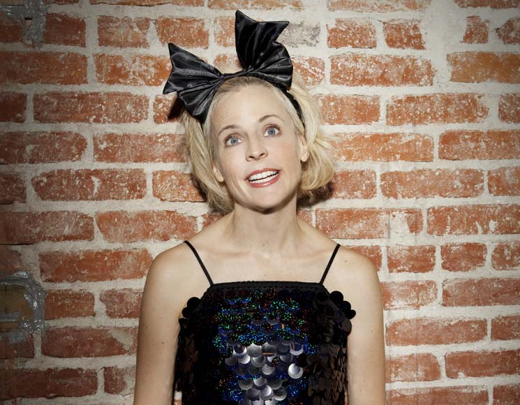 Maria Bamford Discusses 12-Step Programs, Getting Coffee With Twitter Followers and Being a 'Violin Comic'