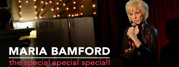 Maria Bamford The Special Special Special