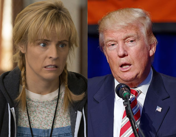 Maria Bamford Files Restraining Order Against Donald Trump