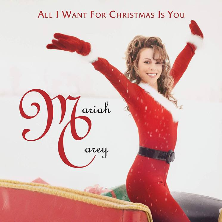 ​Mariah Carey Finally Hit No. 1 with 'All I Want for Christmas Is You'