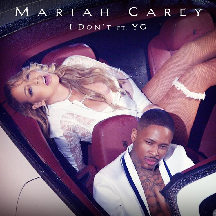 "Mariah Carey ""I Don't"" (ft. YG)"