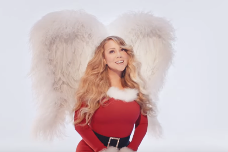 Queen of Christmas Mariah Carey Drops Updated 'All I Want for Christmas Is You' Video