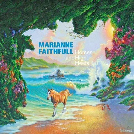 Marianne Faithfull Returns with 'Horses and High Heels,' Gets Lou Reed, Wayne Kramer to Guest