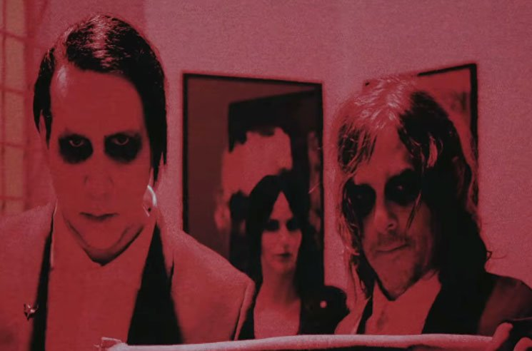Marilyn Manson's 'Don't Chase the Dead' Video with Norman Reedus Is a Total Bloodbath