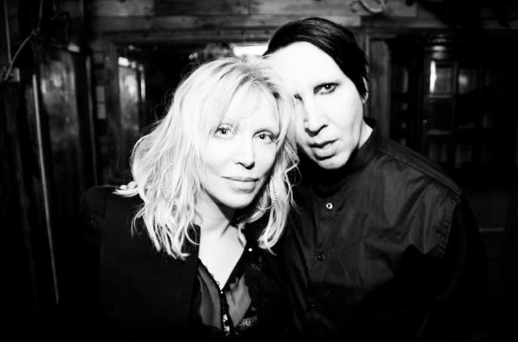 ​Marilyn Manson Had a Wild 50th Birthday Party