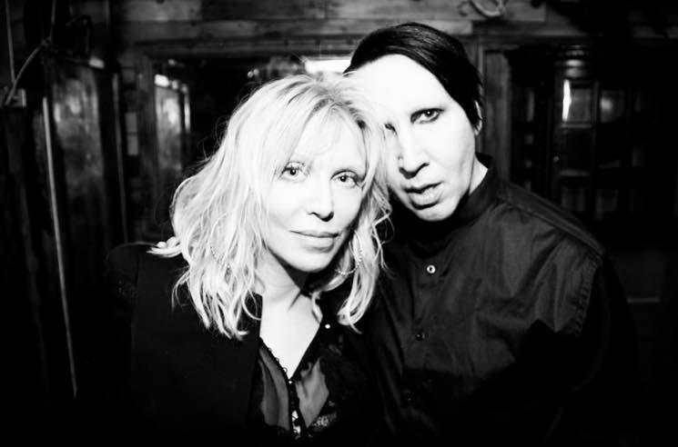 Marilyn Manson Had a Wild 50th Birthday Party