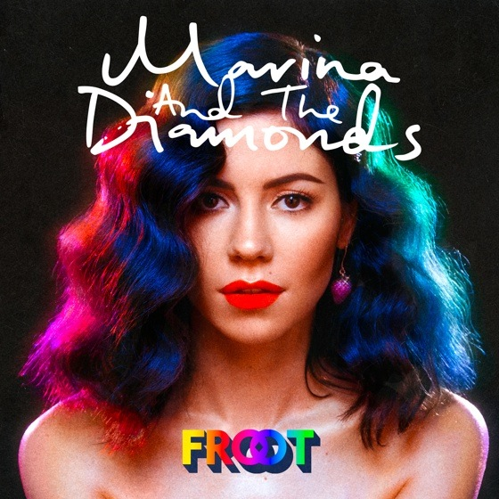 Marina and the Diamonds 'Froot' (album stream)