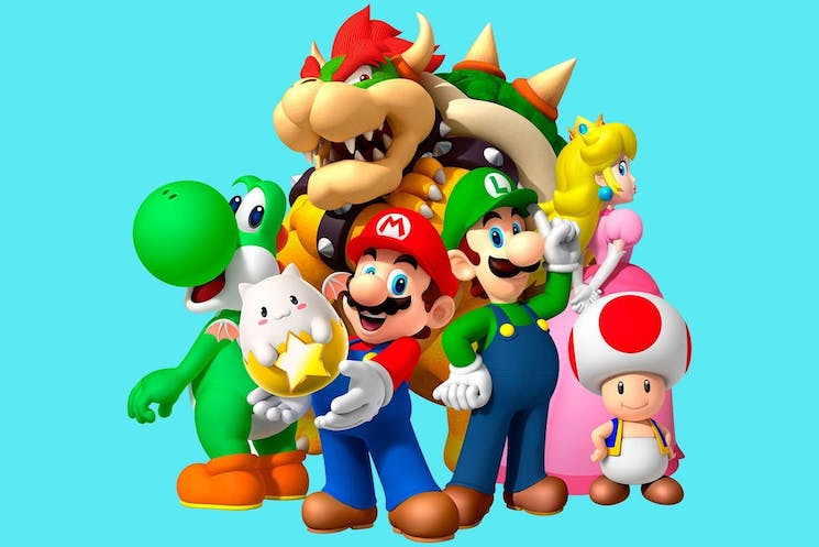 Here's Some Early Info About the Upcoming 'Super Mario Bros.' Movie
