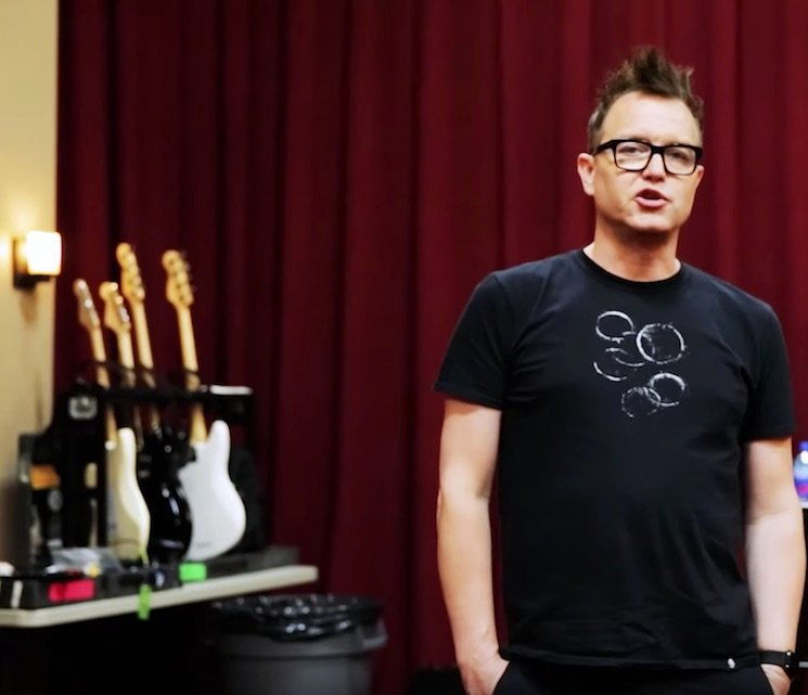 Blink-182's Mark Hoppus Shares Chemo Update: 'It's the Best Possible News'