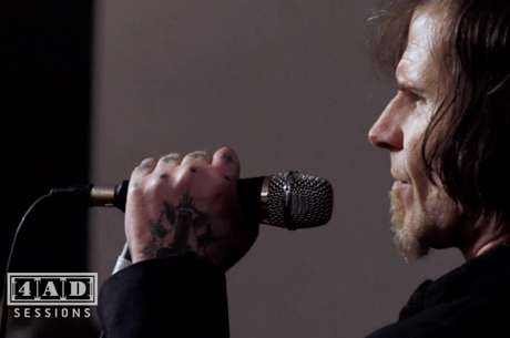 "Mark Lanegan Band ""Riot in My House"" ('4AD Session') (live video)"