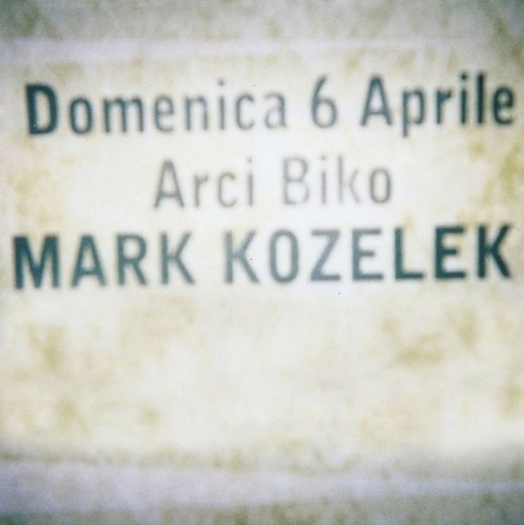 Mark Kozelek Announces 'Live at Biko' Solo Album