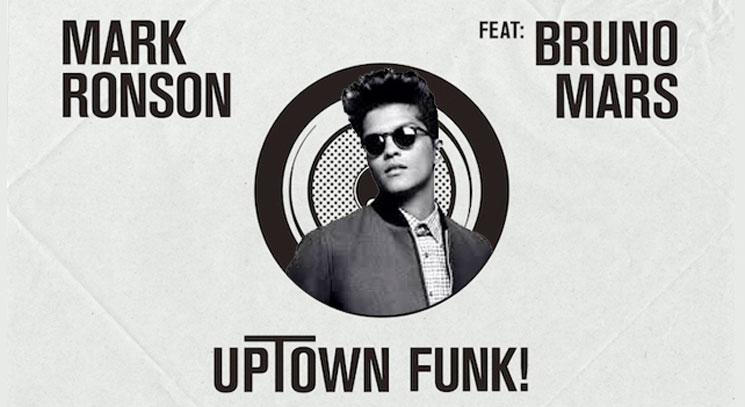 """Mark Ronson's """"Uptown Funk"""" Raking In $100,000 a Week on Spotify"""