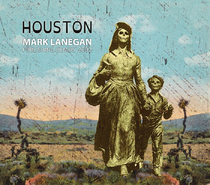 Mark Lanegan Gathers Up Rarities for 'Houston'