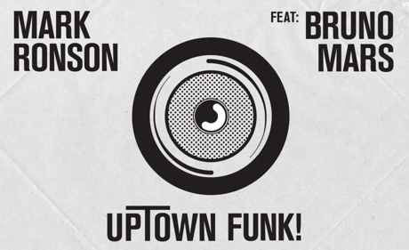 "Mark Ronson ""Uptown Funk"" (ft. Bruno Mars)"