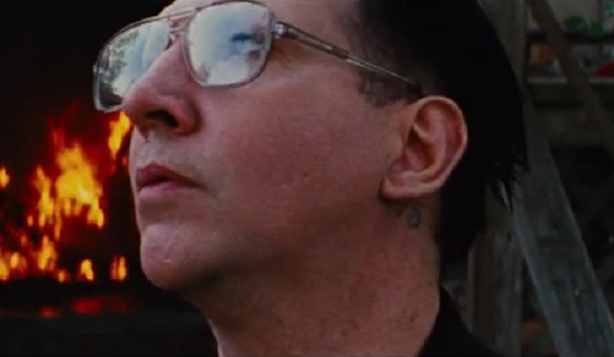 Watch Marilyn Manson Light It Up in New Trailer for 'Let Me Make You a Martyr'