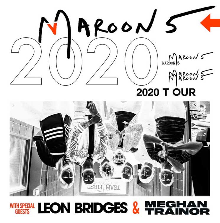 Maroon 5 Are Coming to Canada on a Massive 2020 Tour