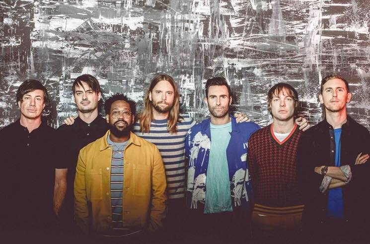 ​Maroon 5 Rumoured to Perform at Super Bowl Halftime Show